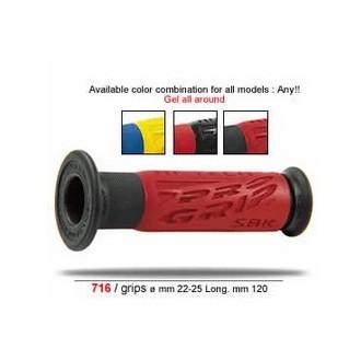 PROGRIP MANETKI 716 122 MM szosa czarne