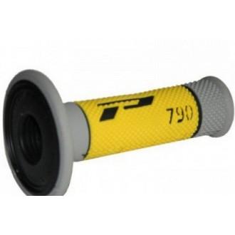 PROGRIP MANETKI 790 115mm CZARNY/SZARY/ŻÓŁTY