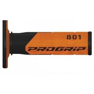 PROGRIP MANETKI 801 OFF ROAD 115 czarny/pomarańcz