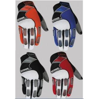 POLEDNIK rękawice Scout blue/wh roz M