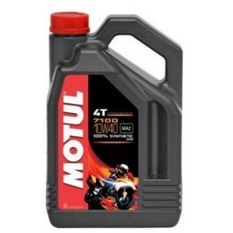 Olej silnikowy MOTUL 4T 7100 10W40
