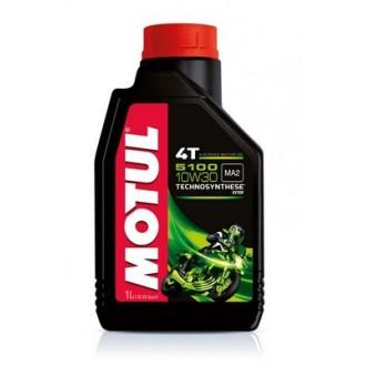 Olej silnikowy MOTUL 4T 5100 10W30 1L
