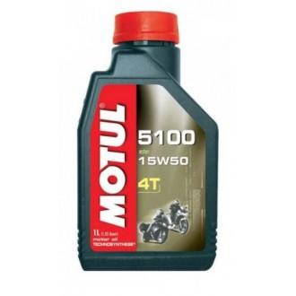 Olej silnikowy MOTUL 4T 5100 15W50 1L