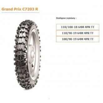 Opona motocyklowa 100/90-19 CST C7203 GRAND PRIX
