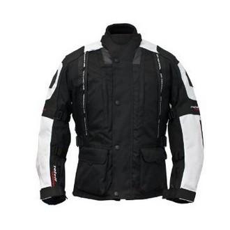 ROLEFF kurtka długa Taifun 3w1 czarno biała roz XL