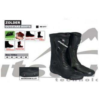 ROLEFF buty Zolder skórzane sportowe długie roz 45