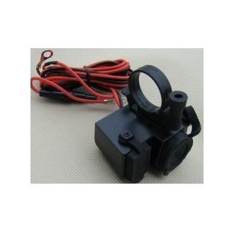 Gniazdo zapalniczki do motoru 12V 5V USB ATV