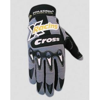 POLEDNIK rękawice cross X-Racing DZIECIĘCE roz 5