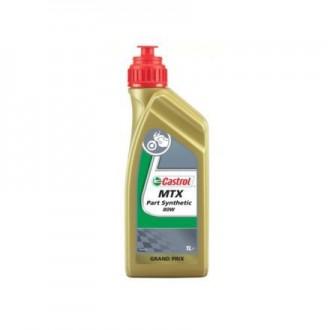 Olej przekładniowy CASTROL MTX Part Synthetic 80W