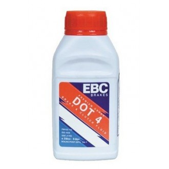 Płyn hamulcowy EBC DOT4 250ml