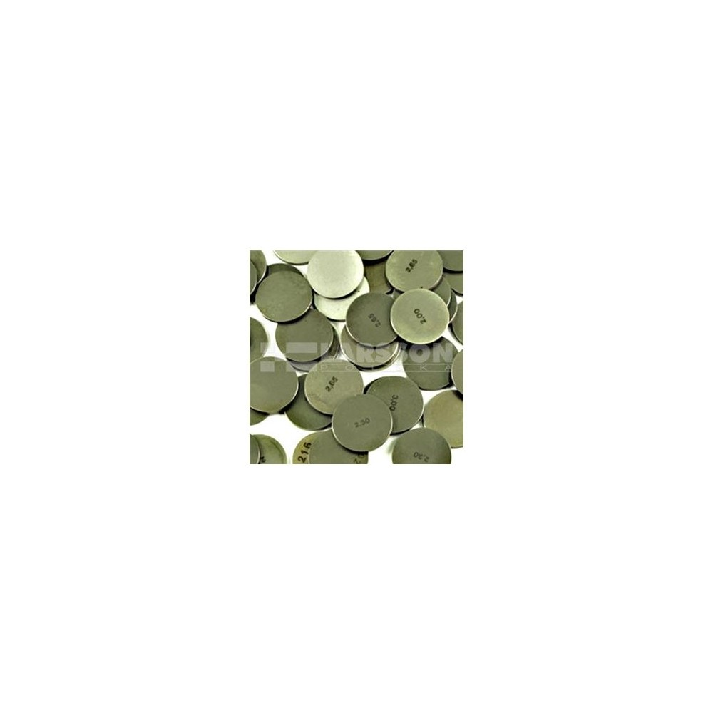 Płytka zaworowa METELLI śr. 29 mm 2,45