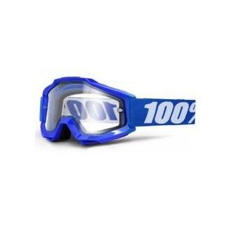 Gogle 100% PROCENT Strata SVS Roll-Off System blue