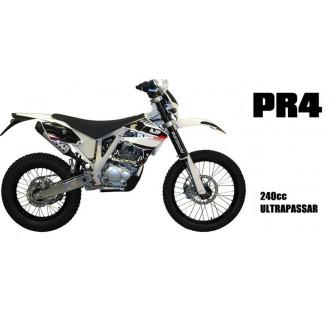 Motocykl AJP PR4 240 Ultrapassar
