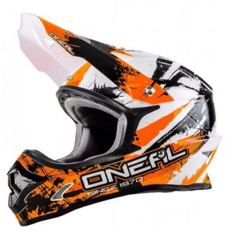 Kask Oneal Seria 3 black/orange