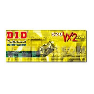 Łańcuch napędowy DID 520 VX2/110