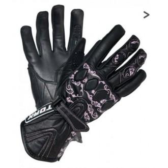 Rękawice skórzane damskie Torx Bella rozmiar S