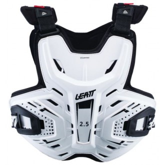 Buzer osłona klatki Leatt Chest Protector white