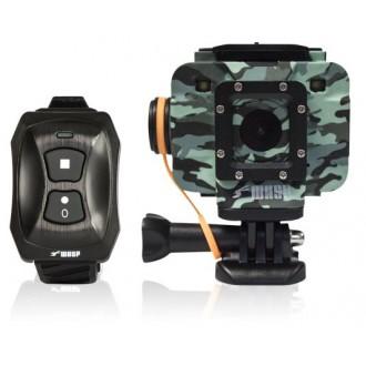 Kamera sportowa WASPcam 9906 CAMO