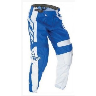 Spodnie OFF ROAD FLY F-16 blue/white 32
