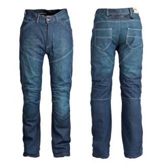 ROLEFF jeansy model Kevlar niebieskie roz 36