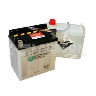 Akumulator SIX-ON YB10L-B2 obsługowy standardowy