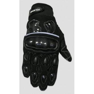 Rękawice OFF-Road XXL Polednik Carbon Czarne