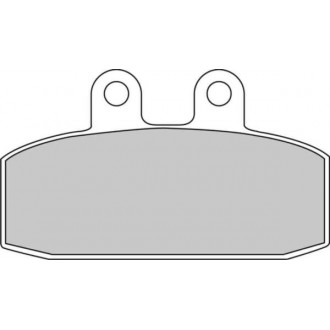Klocki hamulcowe FDB438EF Ferodo Eco-Friction