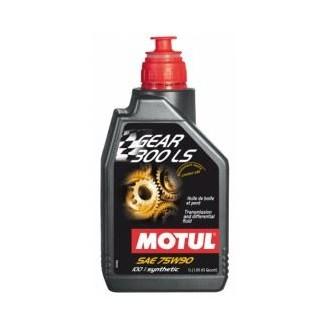 Olej przekładniowy 75W90 Motul Gear 300 LS 1L