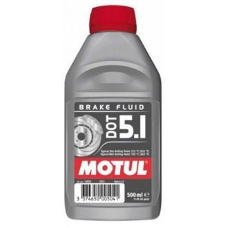 Płyn hamulcowy DOT 5.1 syntetyczny Motul 0,5L