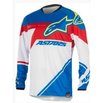 Koszulka OFF ROAD ALPINESTARS YOUTH SUPER rozm.KL