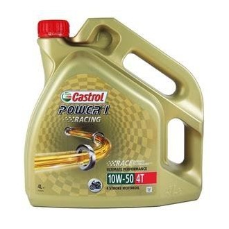 Olej syntetyk 10W50 4L Castrol Power1 Racing