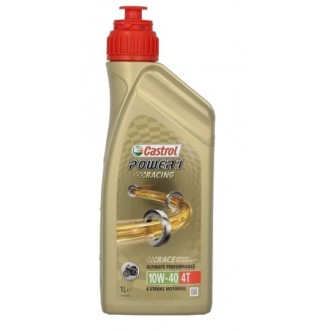 Olej syntetyk 10W40 1L Castrol Power1 Racing 4T