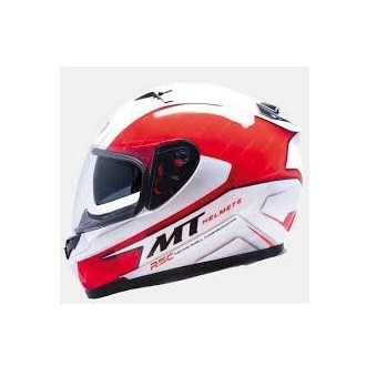 MT kask integralny Blade wht/red roz M
