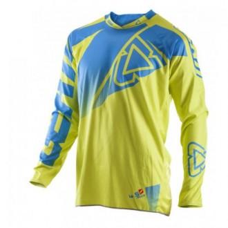 Koszulka L GPX 4.5 Lite żółto/niebieska Leatt