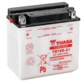 Akumulator YB16B-A1 Yumicron Yuasa