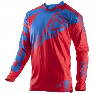 Koszulka XL GPX 4.5 Lite czerwono/niebieska Leatt