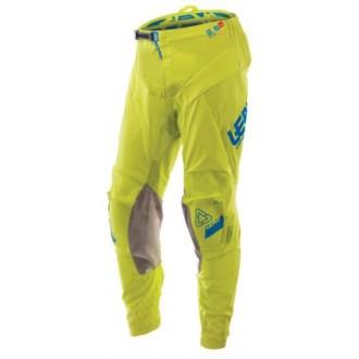 Spodnie L GPX 5.5 IKS zółto/niebieskie Leatt