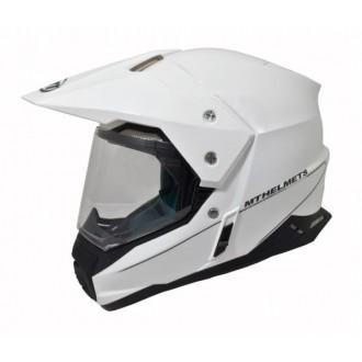 Kask L Synchrony Duo biały MT Helmets