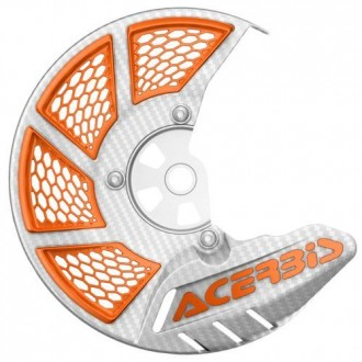 Osłona tarczy hamulcowej X-Brake 2.0 ACERBIS wh/or