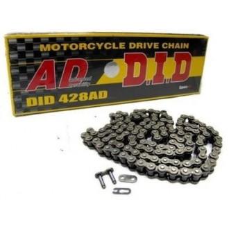 Łańcuch napędowy DID428AD-130 bez-oringowy
