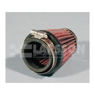 Filtr powietrza K&N RC-1060 stożek 49 mm czerwony