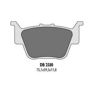 Klocki hamulcowe KH337 Delta Honda TRX  Tył