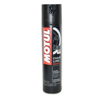 Smar do łańcuch MOTUL CHAIN LUBE C2+ ROAD 400ml