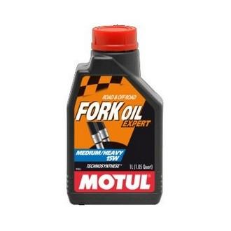 Olej do zawieszenia MOTUL FORK OIL EXPERT 15W 1L