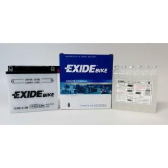 Akumulator obsługowy Exide 12N5.5-3B