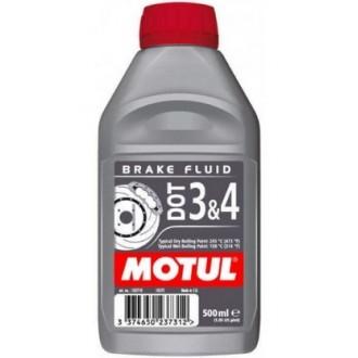 Płyn hamulcowy MOTUL DOT3&4 500ml