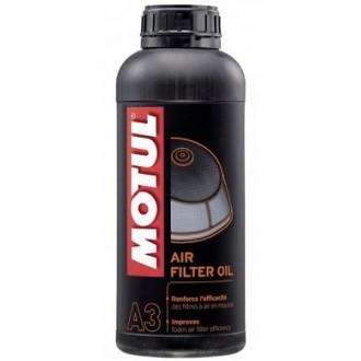 Olej do filtrów powietrza MOTUL A3 1L