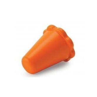 Zatyczka wydechu Pomarańczowa KTM