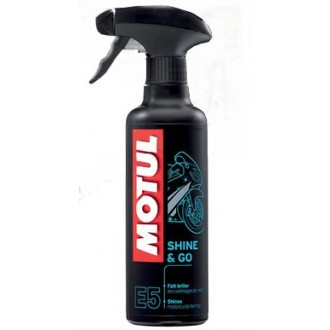 MOTUL shine&go atomizer do plastiku E5