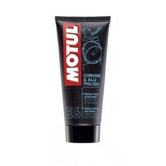 MOTUL chrome&alu polish E6